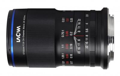 Venus Optics obiettivo 65mm f/2.8 Ultra Macro APO 2:1 Nikon Z