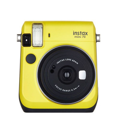 Instax mini 70 Canary Yellow