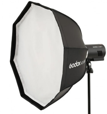 AD-S60S Octa Softbox Silver per Flash AD400Pro