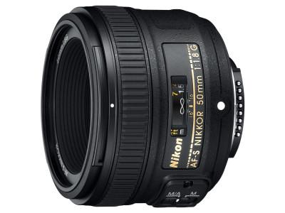 50mm f/1.8 G AF-S NIKKOR