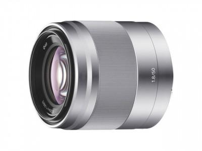 SEL E 50mm f/1.8 OSS SILVER (SEL50F18)