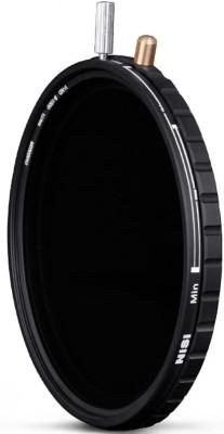 Filtro ND 8-1500 con doppio blocco 72 mm