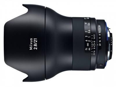 MILVUS 21mm f/2.8 ZF.2 NIKON Fullframe