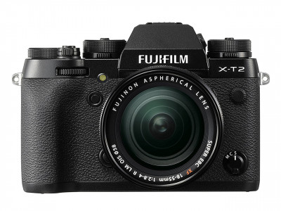 X-T2 Kit XF18-55mm F2.8-4 R LM OIS Black