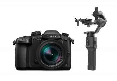 LUMIX GH5 12-60 LEICA + DJI RONIN SC COMBO