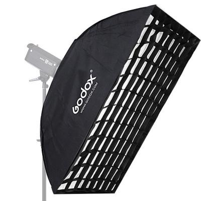 GODOX SOFTBOX 60X60 CON GRIGLIA E CON ANELLO BOWENS