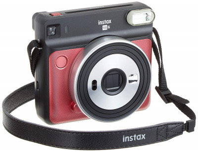 INSTAX SQ 6 RUBY RED EX D