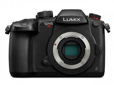 Lumix GH5-S solo corpo