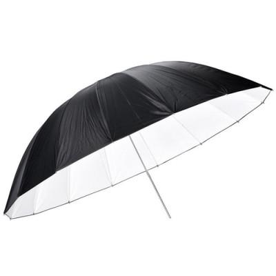 Ombrello UB-004 – Bianco/Nero 101cm
