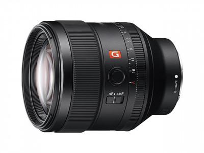SEL FE 85mm f/1.4 GM (SEL85F14GM)
