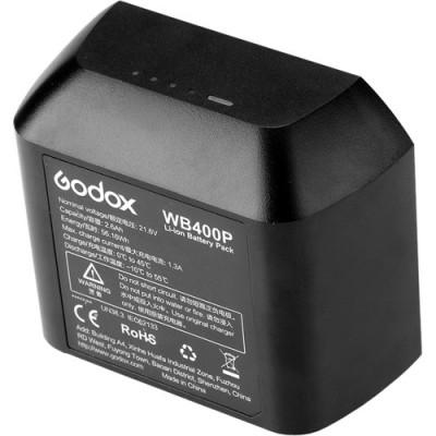 Batteria Ricaricabile WB400P per Flash AD400Pro