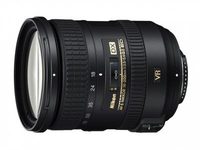 18-200mm f/3.5-5.6G ED VR II AF-S DX NIKKOR