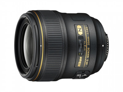 35mm f/1.4 G AF-S NIKKOR