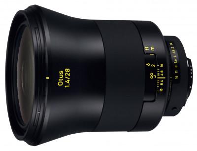OTUS 28mm f/1.4 ZF.2 Nikon F