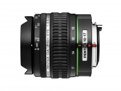 10-17mm Fish Eye f/3.5-4.5 ED (IF)