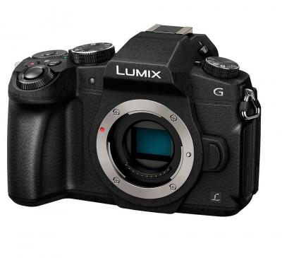 LUMIX G80 solo corpo BLACK
