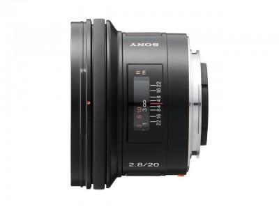 SAL 20mm f/2.8 (SAL20F28)