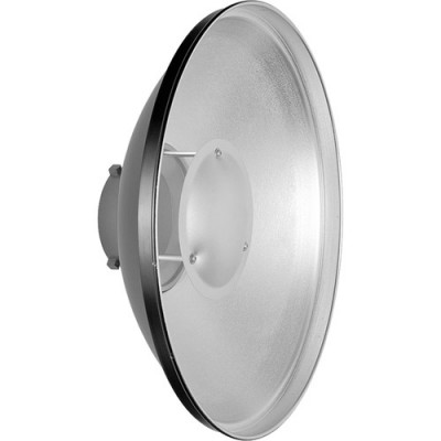 Beauty Dish BDR-S42 Parabola Argento 42cm