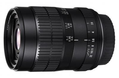 Venus Optics 60mm f/2.8 Ultra-Macro 2:1 per Canon EF