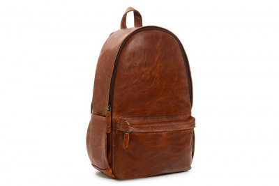 CLIFTON BACKPACK ANTIQUE COGNAC LEATHER
