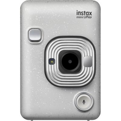 INSTAX MINI LIPLAY STONE WHITE EX