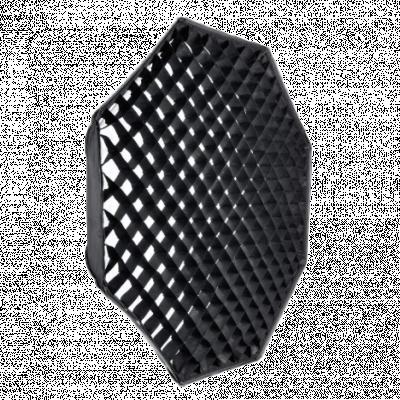 GRIGLIA PER SOFT BOX PARABOLICO D. 120CM (P120-G ANCHE X VERS. QUICK RELEASE)