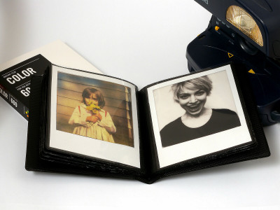 POLAROID PHOTO ALBUM- SMALL (1 FOTO A PAGINA)