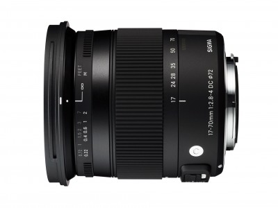 17-70mm f/2.8-4 (Contemporary) DC OS HSM MACRO NIKON