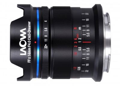 Venus Optics obiettivo 14mm f/4 Zero Distortion per Nikon Z