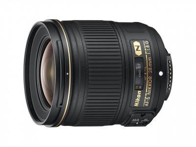 28mm f/1.8 G AF-S NIKKOR