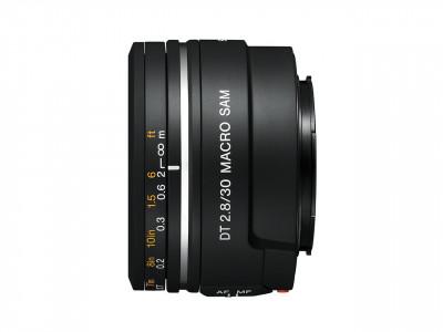 SAL DT 30mm f/2.8 Macro SAM (SAL30M28)