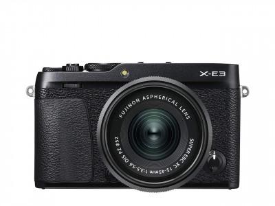 X-E3 + XC 15-45 BLACK KIT
