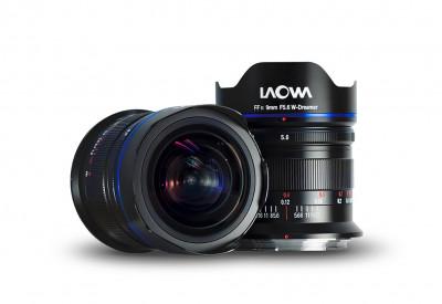 Venus Optics 9mm f/5.6 FF RL - Sony E