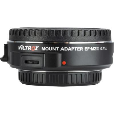 EF-M2 II Canon EF su Micro 4/3 Adattatore Autofocus Speedbooster