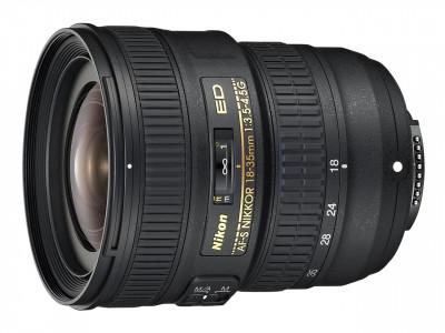 18-35mm f/3.5-4.5 G ED AF-S ZOOM NIKKOR