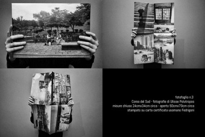 "Fotografie d'autore su carta uso mano "" N°3 """