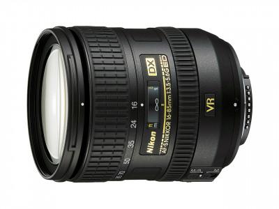16-85mm f/3.5-5.6 G ED AF-S DX VR NIKKOR