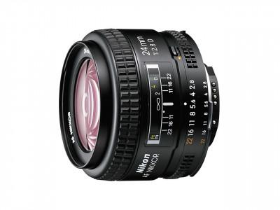24mm f/2.8 D AF NIKKOR
