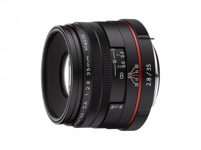 HD DA 35mm f/2.8 Macro BLK - Limited Edition