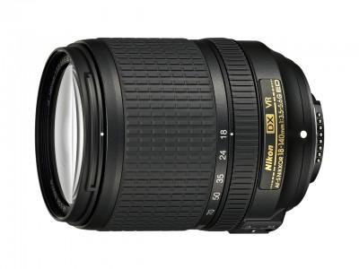 18-140mm f/3.5-5.6 G ED VR AF-S DX