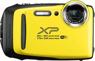 FinePix XP130 yellow EE CD