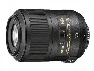 85mm f/3.5 G ED VR AF-S DX MICRO NIKKOR