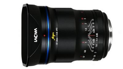 Venus Optics  Argus 33mm f/0.95 CF APO per Sony NEX