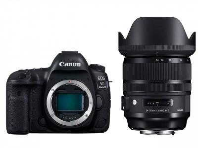EOS 5D Mark IV + SIGMA 24-70mm f/2.8 (Art) DG OS HSM AF