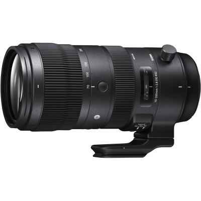 Sigma 70-200mm-F/2.8 -AF (S) DG OS HSM Nikon