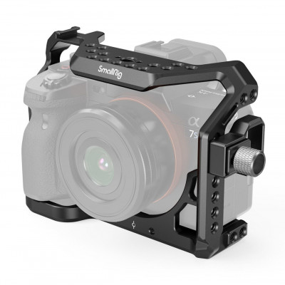 CAGE FOR SONY ALPHA 7S III & HDMI CABLE CLAMP 3007