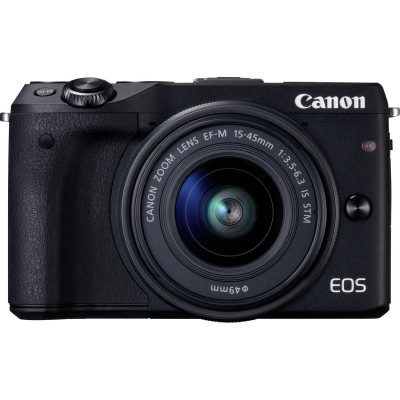 EOS M3 + EF-M 15-45mm (Gift Card euro 50,00)