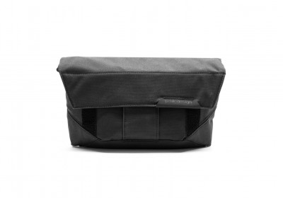 THE FIELD POUCH - BLACK