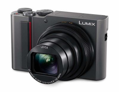 LUMIX TZ200 BLACK