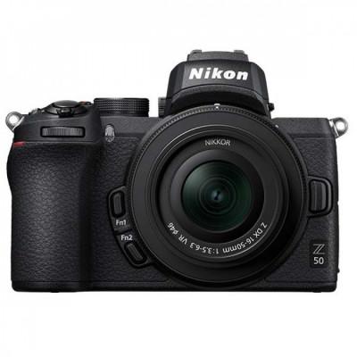 Z50 + Z DX 16-50 VR + SD 16GB + CF-EU14